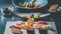 【2食付】蝦夷前コースを堪能〜夕食は徒歩1分の寿司バルレストラン『IL ONAI』