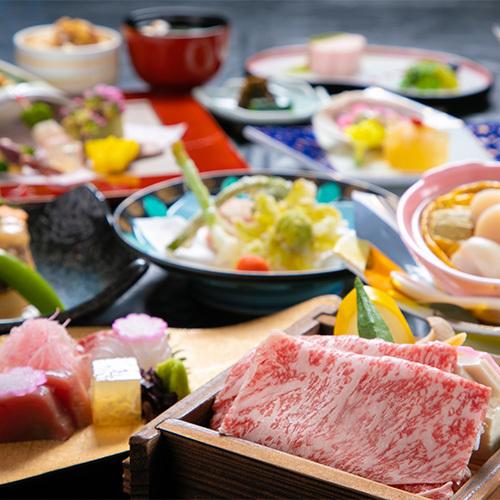 ワンドリンク付■大分の季節の移ろい×京風懐石 料理長の匠の技 基本懐石