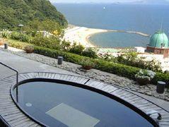 【一人旅 温泉】夕食は、新鮮な海の幸で舌鼓&絶景のオーシャンビュー☆