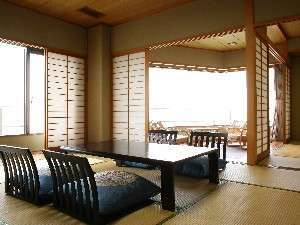 b:【東館】全室二間続きのゆったり過ごせる離れ客室/海眺望