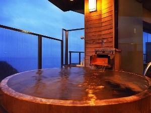b:【露天風呂付客室】お部屋から三河湾のパノラマ眺望を満喫