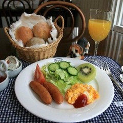 ★焼きたてパン★が美味しい、1泊朝食付プラン