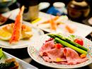 【美味旬旅】夕食は料理長おすすめの松膳〜北見の地ビール★オホーツクビール付