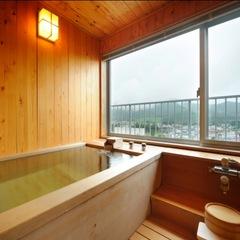 【飛燕閣】和室二間スイートルーム 【檜風呂付き】