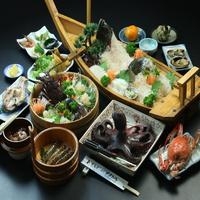 豪華絢爛★最上級おもてなしプラン[1泊2食付]【名鉄海上観光船20%OFF】