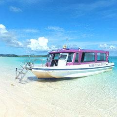 【はての浜ツアー×ベーシック】キラメク青い海と空★極上の楽園!無人島を満喫(朝食付)