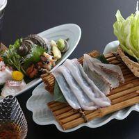 【夏料理】タコ&タイの逸品料理付Kunoshima-ビュッフェプラン