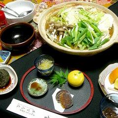 ◆当店イチオシ◆今が旬【しし鍋コース】