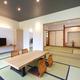 和室(10畳×8畳) 離れ露天風呂付客室