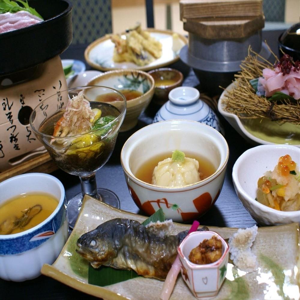 【美味少食プラン】平日限定プライス!お品数控えめでいただく、こだわりの郷土料理<2食付>