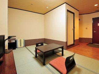 和室E【窓の景色が見えない格安のお部屋】