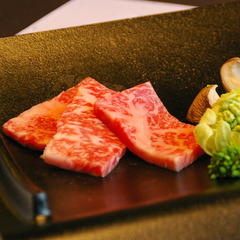 ■松阪牛御膳■三重といえば松阪牛♪A-5ランクのお肉に舌鼓<溶岩焼き>