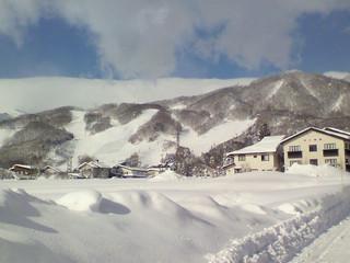 ◆特典!◆【春スキー!白馬岩岳リフト券付き】3月も岩岳でスキー!【1泊2食】