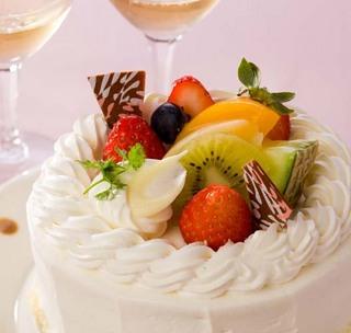【記念日・誕生日】お祝会席&個室食&ケーキ&ワインでお祝い♪≪海ゆぅ庭で過ごす特別な1日≫◆2食付き