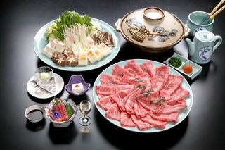 かじか荘1泊2食付★鍋料理チョイスプラン★