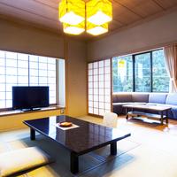 【1部屋限定】社寺境内を望む角部屋☆特別室☆1泊2食付宿泊プラン