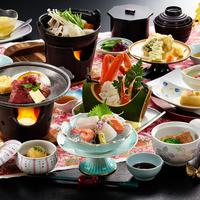 【料理コース・花】レセプションフロア沙渡里 ☆もちろんお部屋食☆