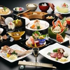【2〜3名様で◇季のはな◇】グレードUPの会席料理で贅沢に♪グループプランを特別販売★