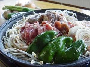 ★☆北海道名物☆★ 夕食はジンギスカン♪ 1泊2食付プラン