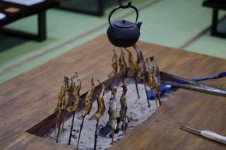 囲炉裏端で満喫!馬刺し!こづゆ!しんごろう!旬の食材で会津郷土料理を堪能!1泊2食付プラン!!!
