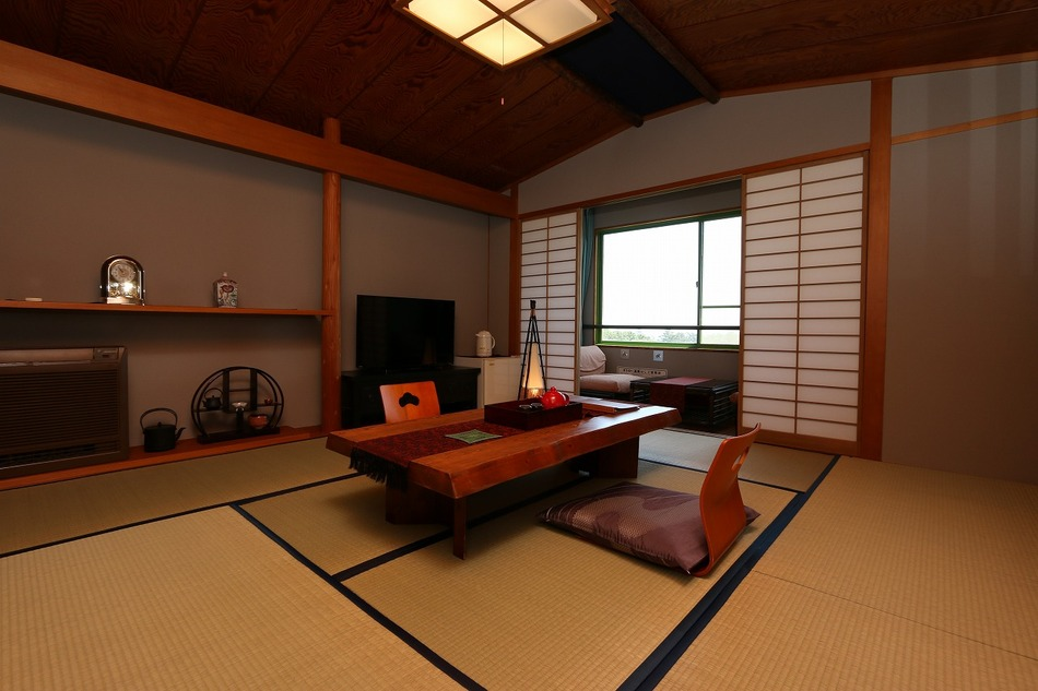 Ocean View Japanese-Style Room 31 to 35 Sq M