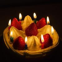 【記念日プラン】大切なその日を素敵な思い出に〜 特別ケーキ・特典付☆