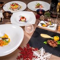【12月限定】大人なクリスマスを堪能〜本格的イタリアンディナープラン(夕朝食付)
