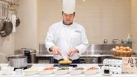 【贅沢旅】〜五感で門司港を堪能〜本格的イタリアンディナープラン(夕朝食付)
