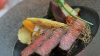 【お盆】【夕食グレードアップ】鎌倉フレンチスペシャルディナーを堪能。(夕朝食付)