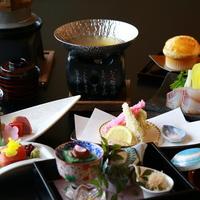 【夕食スタンダードプラン】季節の懐石料理を楽しむ。ゆったり鎌倉ステイ (夕朝食付)
