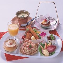【ファミリー安心プラン♪】人気の選べるディナー付(夕朝食付)