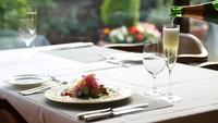 ペアリングワイン3種と鎌倉フレンチフルコースを堪能する休日(夕朝食付)