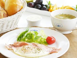 【朝食プラン】到着23時まで&ゆっくり11時アウト♪観光をたっぷり楽しみたい方におすすめ!