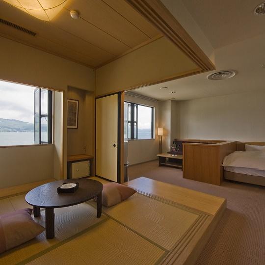 富士と湖の宿 多賀扇 image