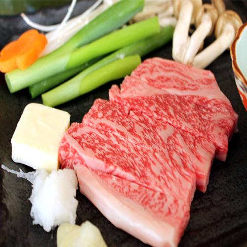 地獲れアワビと和牛ステーキをご堪能!源泉掛け流し温泉も大好評☆《2食付》
