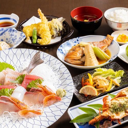 【楽天トラベルセール】リーズナブル☆南紀の新鮮な海の幸を気軽に愉しもう☆2食付