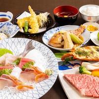 【☆人気ナンバーワン☆】焼き伊勢海老&和牛ステーキの贅沢プラン《2食付》