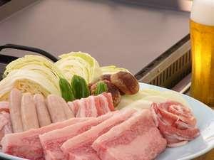 ☆期間限定☆1日3食付 バーベキュー得々プラン!!