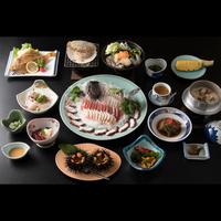 スタンダードプラン☆若旦那が獲ってくる新鮮な魚介を味わおう♪(一泊二食付)/(2〜6名様用)