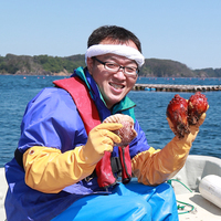 特別プラン☆漁業いかだ体験してみよう♪(一泊二食付き)(2〜6名様用)