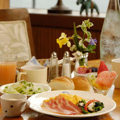 【朝食付きプラン】海の見えるダイニングルームでご朝食、ホットドリンク飲み放題!