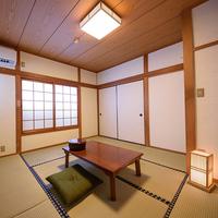 和室8畳 トイレ別(室外に専用トイレ有り)【禁煙】