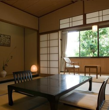 Main Building Standard Mountain Side Japanese-Style Room Adult Only Non Smoking