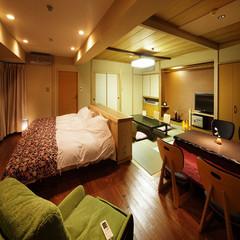 【本館6階】バリアフリー客室<和室10畳+洋室>(54平米)
