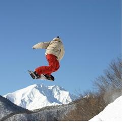 【お先でスノ。】家族旅行歓迎!添い寝無料『ノルン水上スキー場』1日リフト券付素泊り(お食事なし)