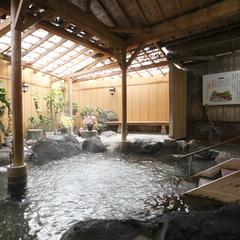 パワースポットの湯で温泉三昧★素泊まりプラン