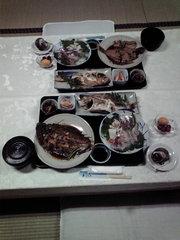 海鮮魚料理プラン(2食付)
