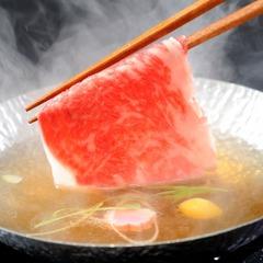"""【""""メインを選べる""""山形牛満喫プラン】しゃぶしゃぶ、すき焼き、ステーキからセレクト"""