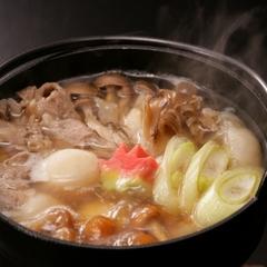 ■仲秋-tyusyu-秋■名物のいも煮鍋・鮎の塩焼き・山形牛に舌鼓♪【部屋食スタンダード】