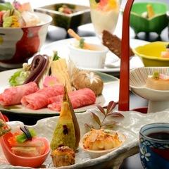 【お食事5つ星】〜旬の素材を贅沢に〜半露天風呂付客室【七宝倶楽部】ちょっと贅沢な自分へのご褒美・・